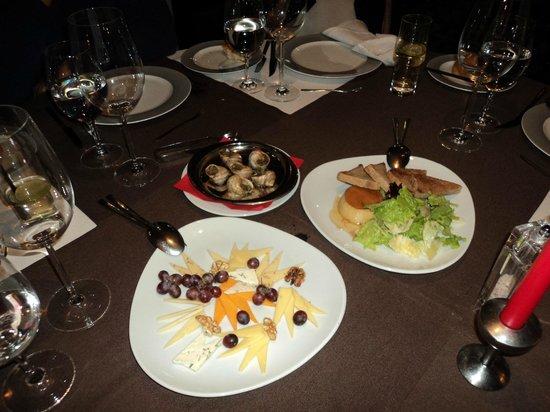 Maison Godet French Wine & Dinner : Festin francés