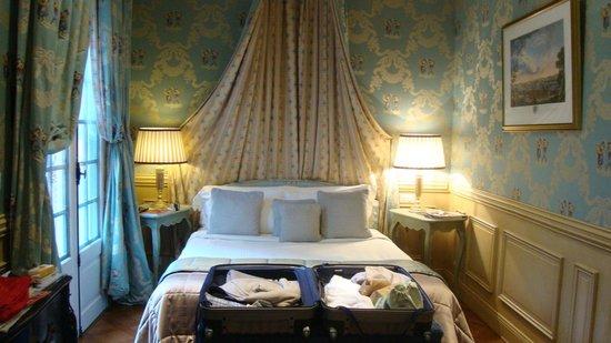 Villa Gallici : chambre