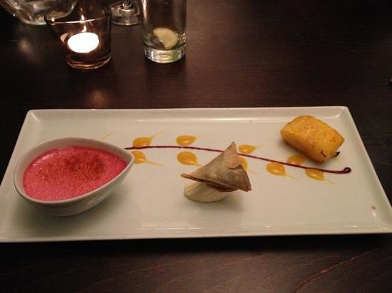Mint And Mustard: and the dessert!