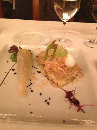 Café Luso : the cod