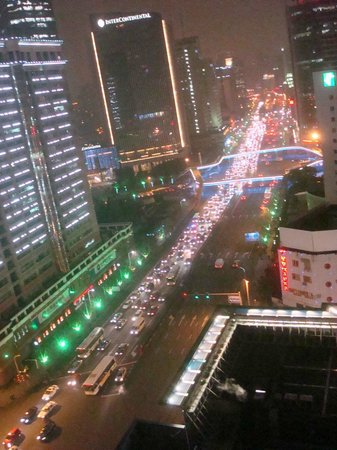 Grand Mercure Shanghai Central: View from the window