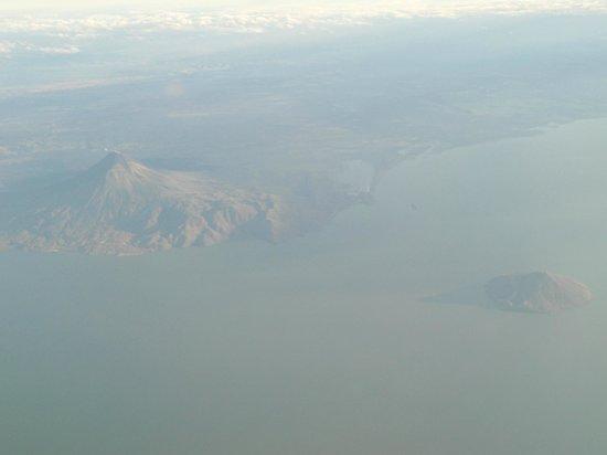 نيكاراجوا: Momotombo and Momotombito Volcano