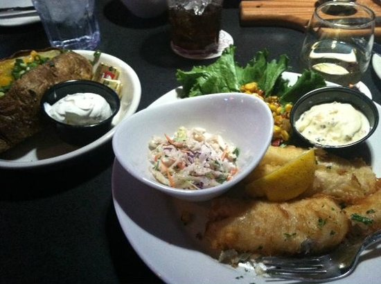Alamo Smokehouse: Fish Fry