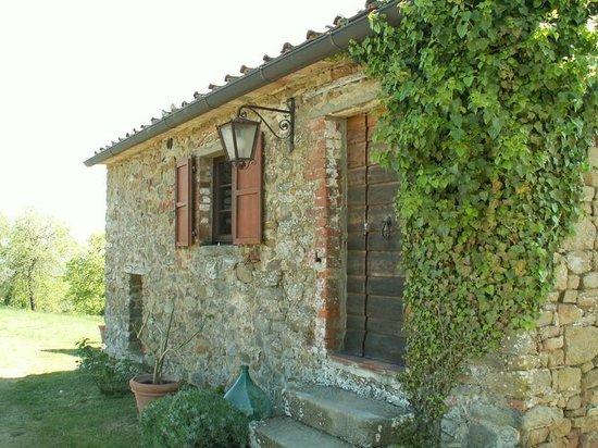 Agriturismo Bevignano : vista casa