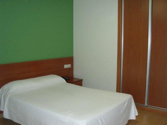 Hostal San Roque : Habitacion