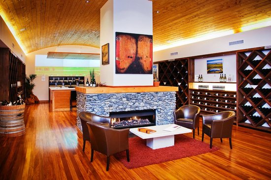 Yealands Estate Winery: The cellar door