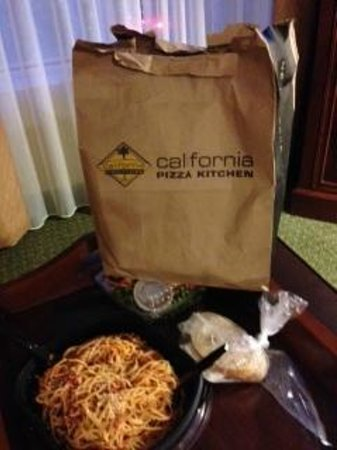 California Pizza Kitchen, Jacksonville - Menu, Prices & Restaurant ...