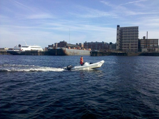 Boston Harbor Boat Rentals