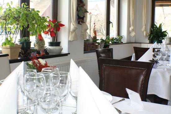 Hilde's Residence: The Restaurant