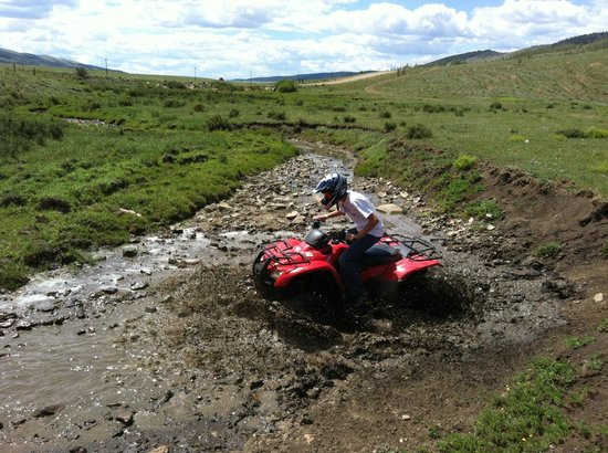 American Safari Ranch: ATV Tours Fun for All Ages