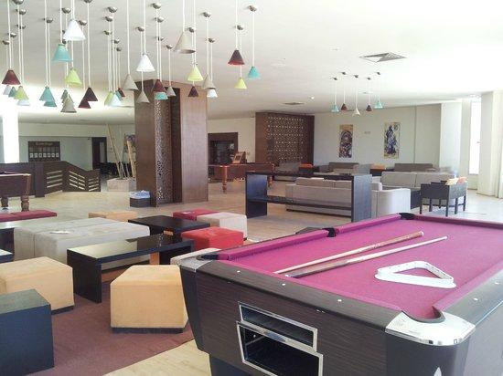 Djerba Sun Club: Reception