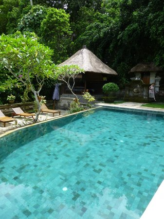 Alam Indah: Beautiful infinity pool