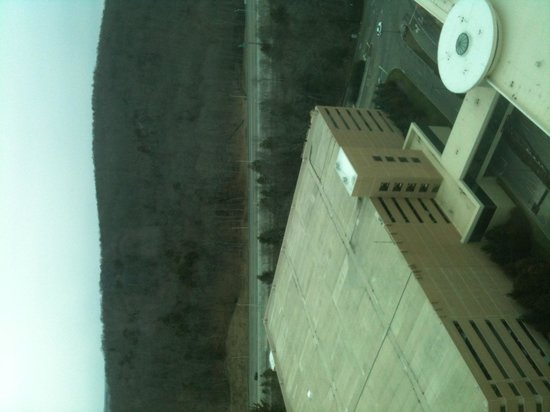 The Fox Tower at Foxwoods: View from the window