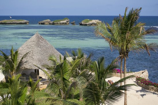 Mawe Resort: Vista dalla terrazza