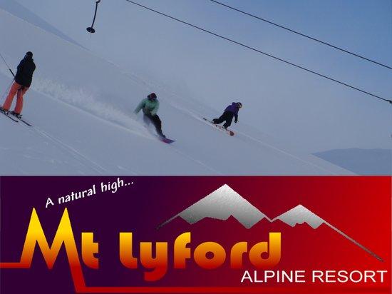Mount Lyford Alpine Resort: Mt Lyford Ski Area