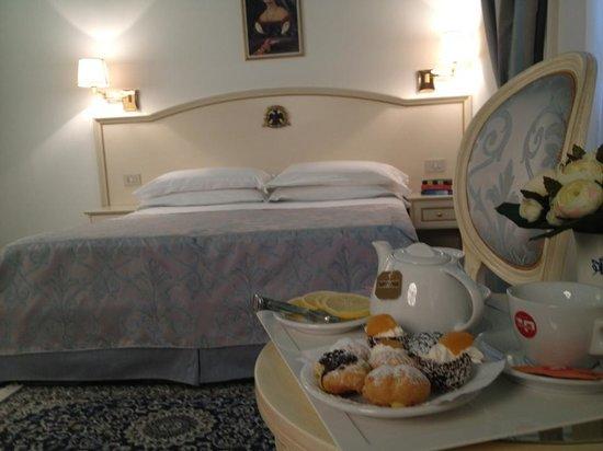 Hotel Raffaello: Stanza Deluxe con vista panoramica