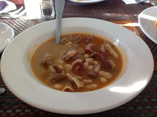 Sitges Restaurante: Fabada