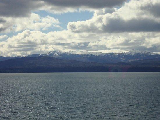 Alma del Lago Suites & Spa: Vista da suíte