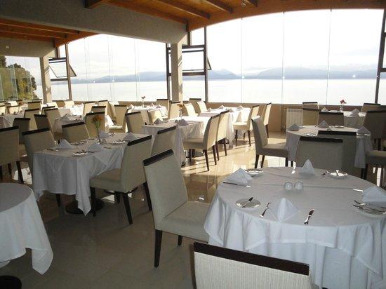 Alma del Lago Suites & Spa: Restaurante