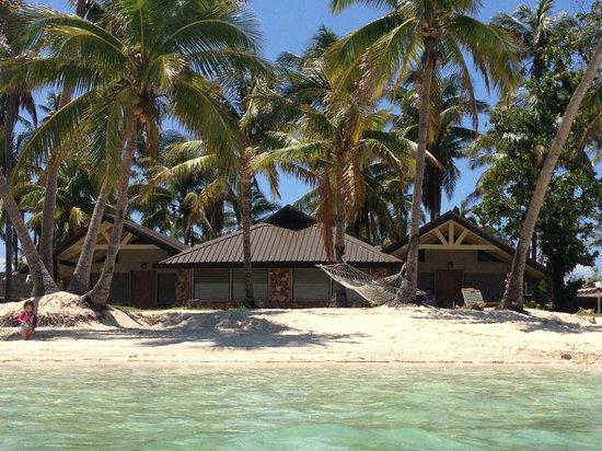 Plantation Island Resort: Looking at Bure 215/216