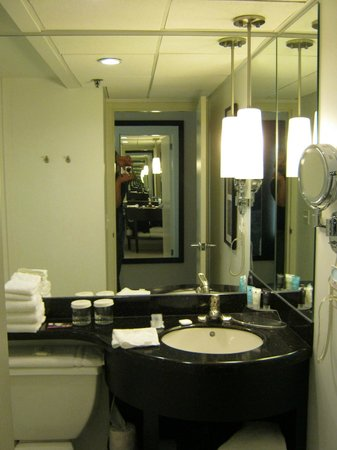 Crowne Plaza, Suffern: Bath A