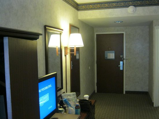 Hampton Inn Saco / Biddeford: room a