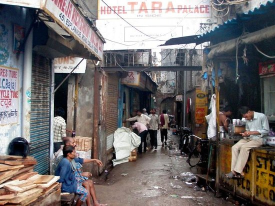 Hotel Tara Palace Chandni Chowk: Don't let the alleyway put you off - quite a gem is hidden in here.