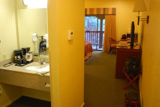 BEST WESTERN Stagecoach Inn: Roomy