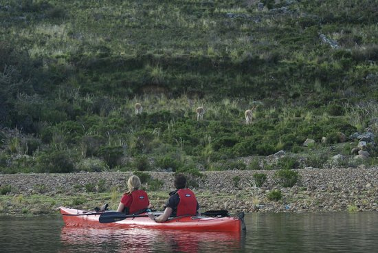 Munaycha : Sea Kayak tours in Titicaca Lake