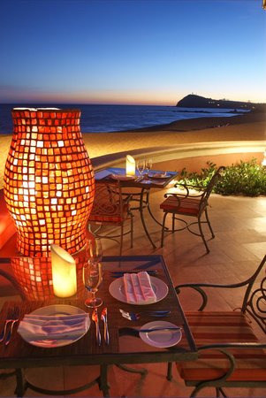 De Cortez Restaurant: Wonderful sunsets