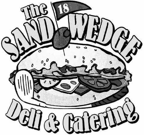 Sand Wedge Deli & Catering: Classic logo