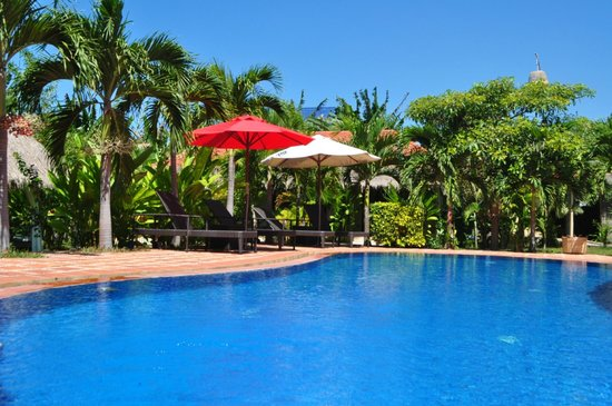 Raingsey Bungalow : Pool