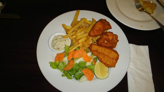 Mercure Nadi: another evening meal