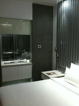 Hotel Avasa: Washroom