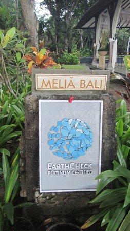 Melia Bali: EARTH