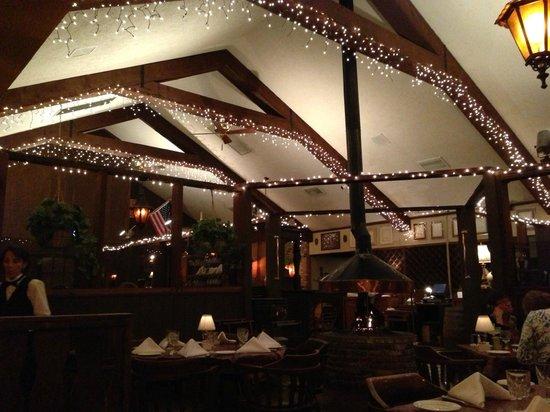Boars Head Restaurant Tavern Dining Room