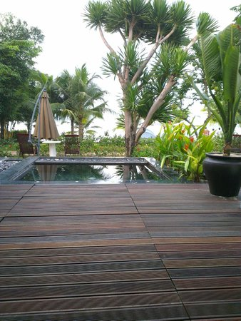 Hoi An Silk Marina Resort & Spa: View from my room