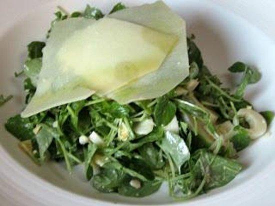 Ado: watercress salad