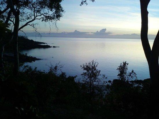 Lizard Island Resort: View from Sunset Bay Villa #7