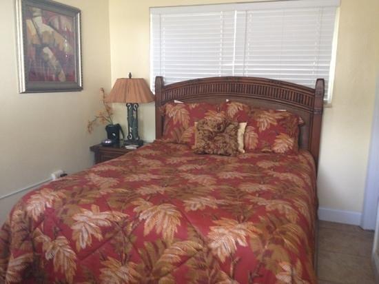 باي هاربور لودج: Bedroom