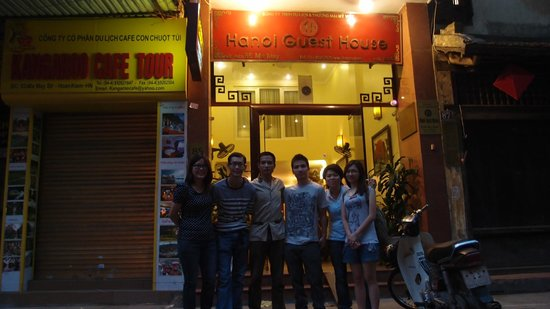 Final snap before leaving Hanoi Guest House1