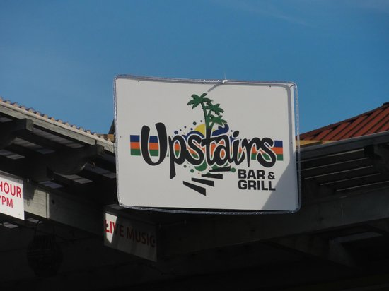 Upstairs Bar and Grill: Upstairs Bar & Grill