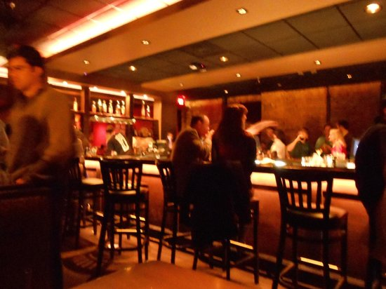 Pearlz Oyster Bar: Upstairs Bar