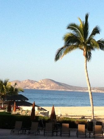 Casa del Mar Golf Resort & Spa : Gorgeous view from pool deck!