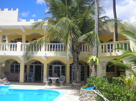 Hotel El Viejo Pirata: l'hotel