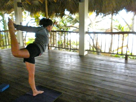 Extreme Hotel: Yoga Studio
