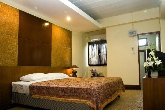 Panda House Chiangmai: Standard Room Double bed