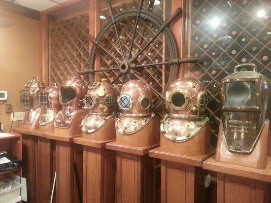 Gaido's: Diving Helmet Collection