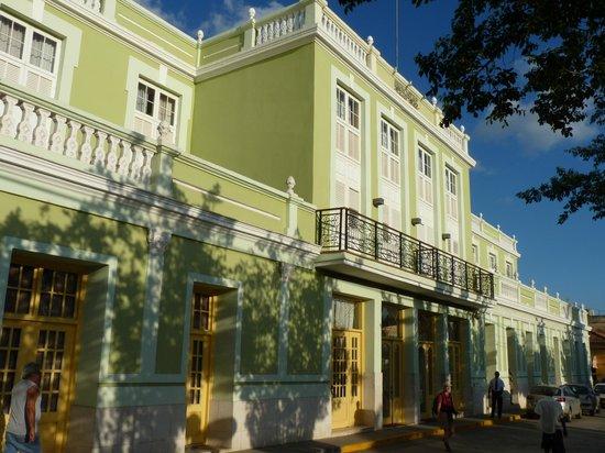 Iberostar Grand Hotel Trinidad: The exterior facade