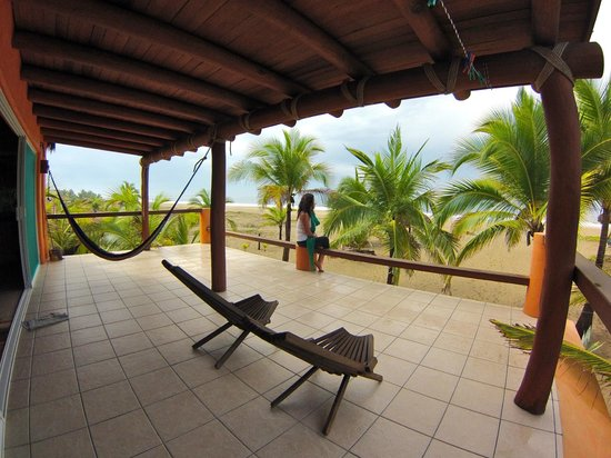 Treetops Bungalows: Penthouse view